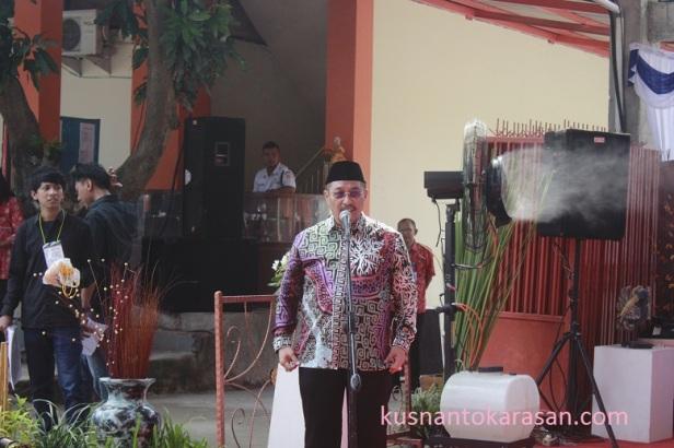 Ketua Kopertis V DIY ; Dr. Bambang Supriyadi, CES .DEA