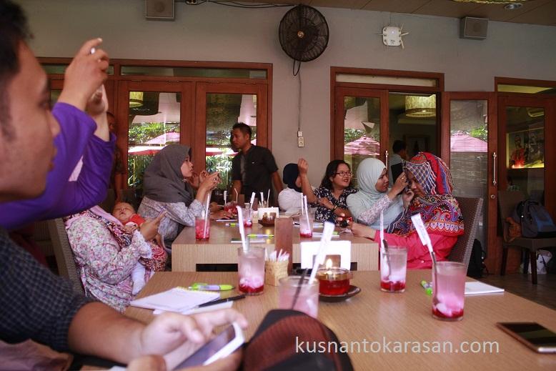 Rekan-rekan blogger jogja
