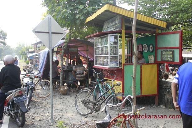 Service jam pasar Hewan Pandak