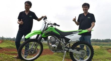 The New KLX