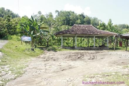 Area parkir Bukit Paralayang