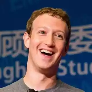 Foto Mark Zuckerberg pendiri facebook