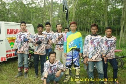 Klub motor trail dari Klangon