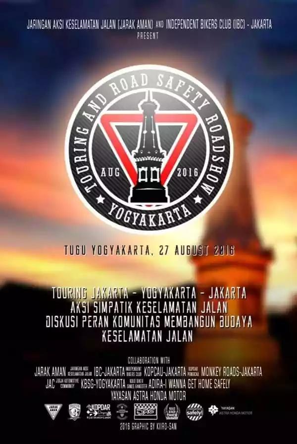Touring And Road Safety RoadShow Yogyakarta
