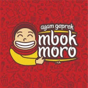 """Ayam geprek """"Mbok Moro"""""""