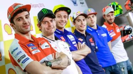 Para punggawa MotoGP 2016