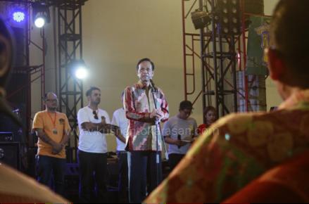Sambutan Sri Sultan Hamengku Buwono X