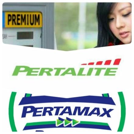 Premium, Pertalite, Pertamax