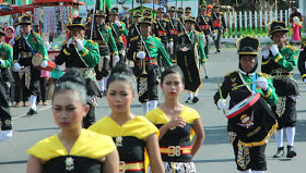 Festival Bregada Rakyat 2016