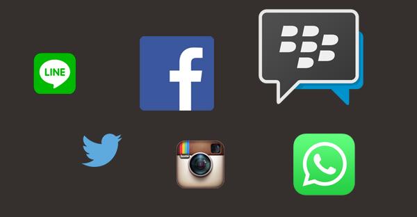 Media sosial - www.gadgetren.com