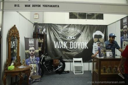 Minyak dan perawatan rambut -Wak Doyok Yogyakarta