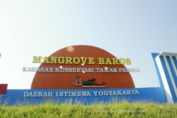 Icon branding Mangrove Baros