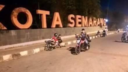 Dewi saat di Semarang