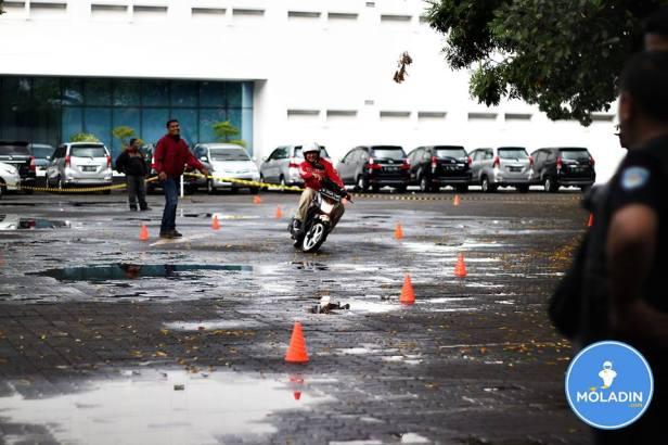Pelatihan 'Safety Riding'