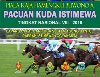 Pacuan Kuda Istimewa Piala Raja VIII - www.wartaandalas.com