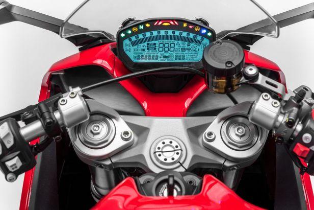Kokpit/ dashboard Ducati supersport