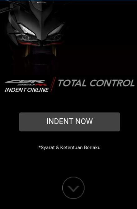 Indent Honda CBR 250RR