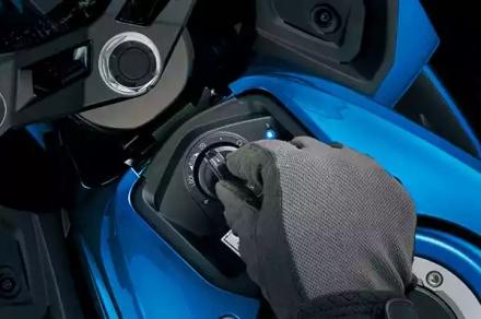 Key less ignition Suzuki GSX-R 150