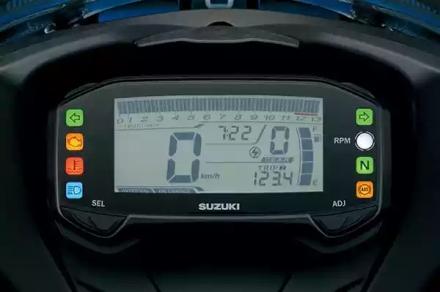LCD Speedometer Suzuki GSX 150