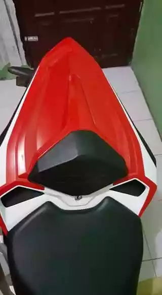 Single seater Honda CBR 250 RR