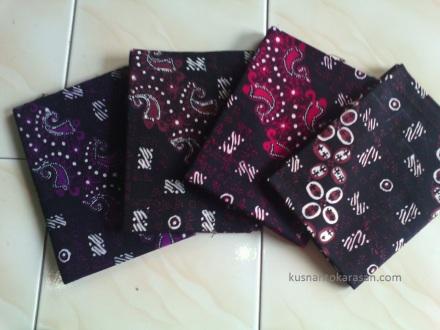 Motif batik kreasi modern