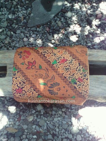 Motif batik parang kombinasi