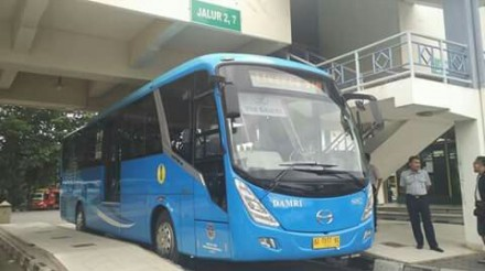Bus Integrasi Jogja