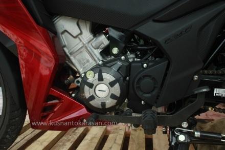 Mesin Honda Supra GTR 150