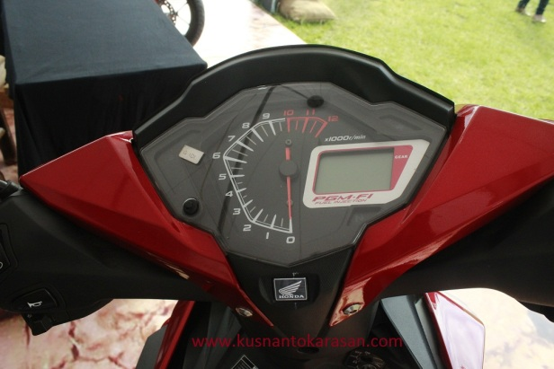 Speedometer Honda Supra GTR 150