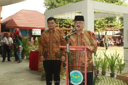 Sambutan direktur STTKD YOGYAKARTA