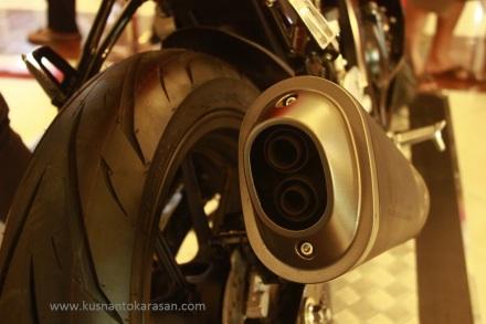 Knalpot Suzuki GSX-R 150