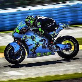 Suzuki GSX-RR Andrea Iannone