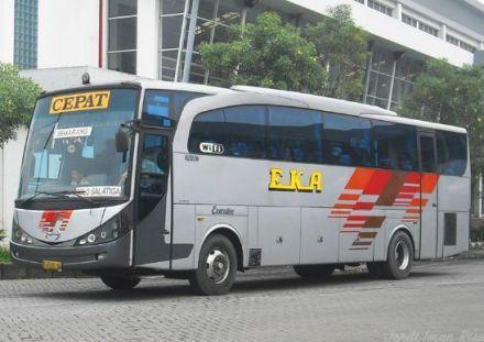 Ilustrasi bus Eka (aktusl.web.id)