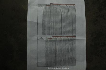 Perhitungan kredit Kawasaki Versys X 250