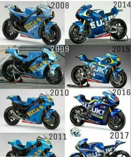Suzuki versi MotoGP