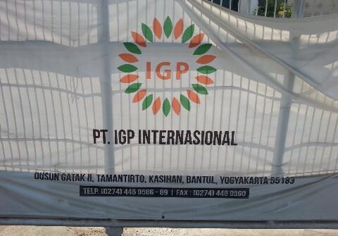 PT IGP INTERNASIONAL Bantul Yogyakarta