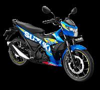 Suzuki Satria F150 Fi tipe MotoGP