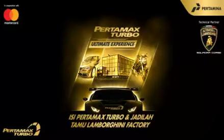 Pertamax Turbo Experience