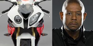 BMW S1000R - Forest Whitaker