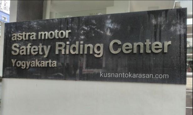 Astra Motor Safety Riding Yogyakarta