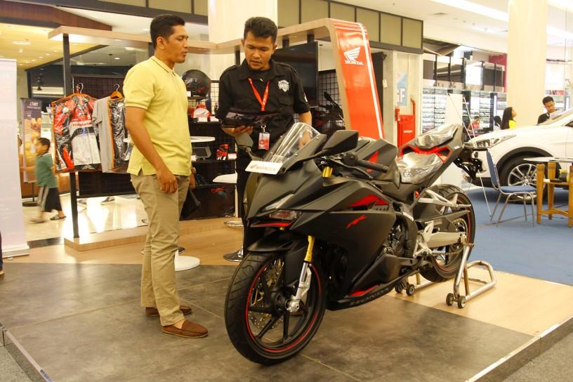 Sapa Pecinta Motor Sport Kota Mendoan Honda Sport