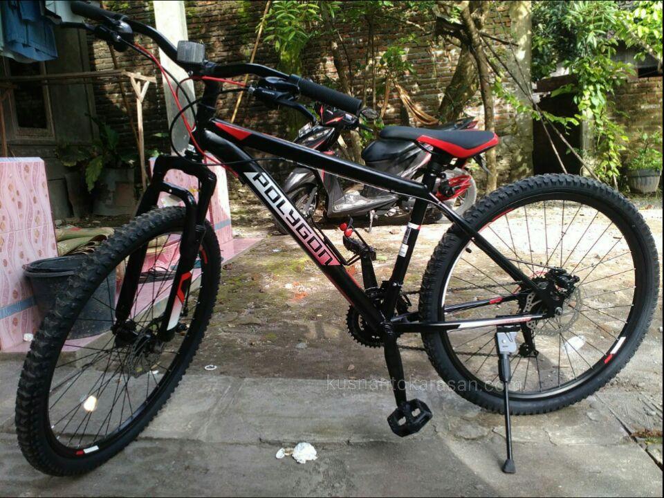 Daftar Harga Sepeda Polygon Jawa Bali Madura Ntb 2018 Kusnantokarasan Com