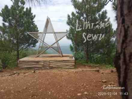Icon bukit Lintang Sewu
